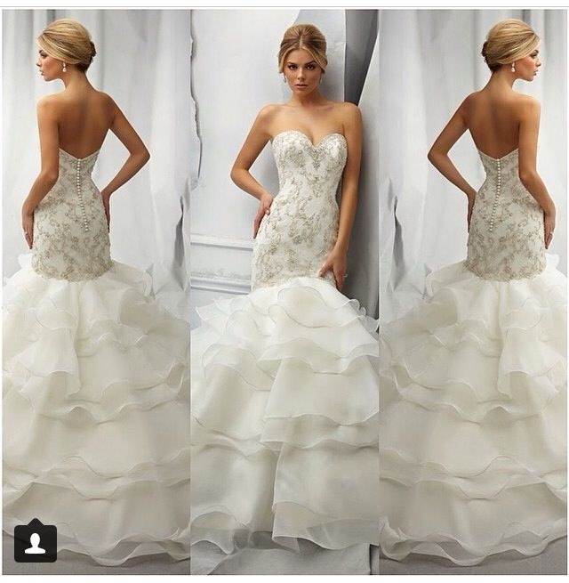 79 Best Images About Wedding Dresses On Pinterest
