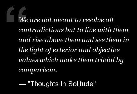 The Wisdom Of Thomas Merton