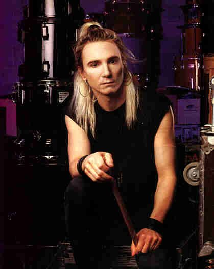 Terry Bozzio | Terry Bozzio Pictures | Famous Drummers