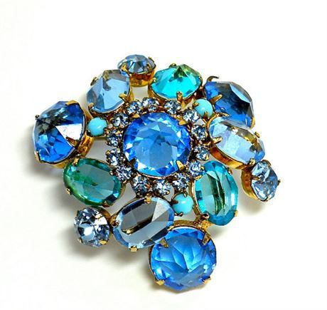 317 best antique vintage jewelry images on pinterest for High design jewelry nyc