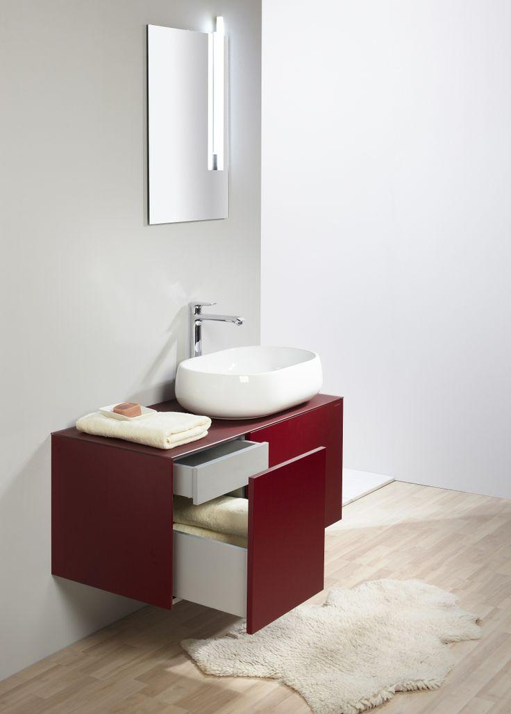 Modern wash-basin.