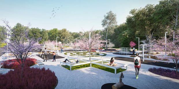 Zdjęcie numer 2 w galerii - Niezwykły plac dla mieszkańców Chorzowa. Jest czego…