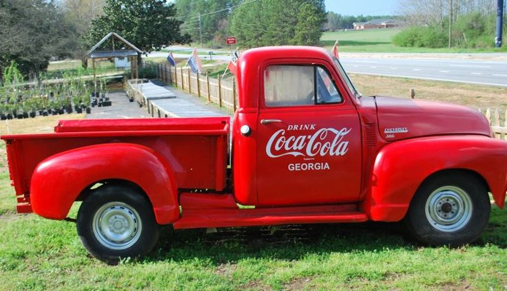 Red is for Coke!....now that is just too cute for words...so I will let it speak for itself