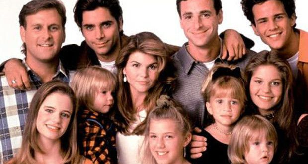 Full House is COMING BACK?!?!?!
