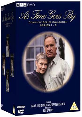 As Time Goes By: Complete BBC Series 1-9 Box Set DVD: Amazon.co.uk: Judi Dench, Geoffrey Palmer, Moira Brooker, Philip Bretherton: DVD & Blu...