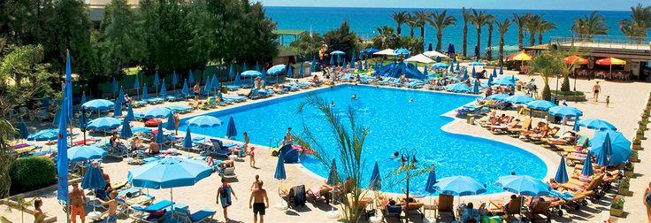 Club Dem & Spa Resort - Alanya, Turkki - finnmatkat.fi