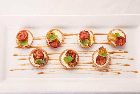 Sweet Tomato Tarts
