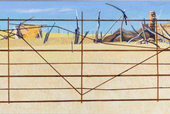 Geoff Wilson: Interrogated Landscape - Books and Arts - ABC Radio National (Australian Broadcasting Corporation)