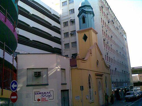 Musjid Akbar, Grace Street, Central, Port Elziabeth