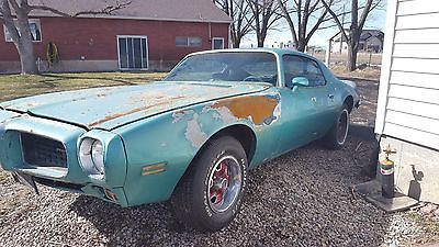 nice 1973 Pontiac Firebird - For Sale View more at http://shipperscentral.com/wp/product/1973-pontiac-firebird-for-sale-2/