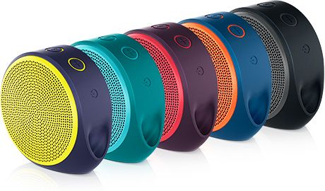 Mini Bluetooth Speaker X100 - Logitech