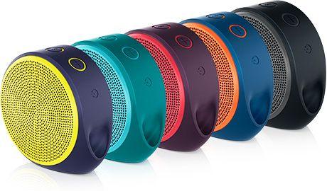 Mini Bluetooth Speaker X100 - Logitech