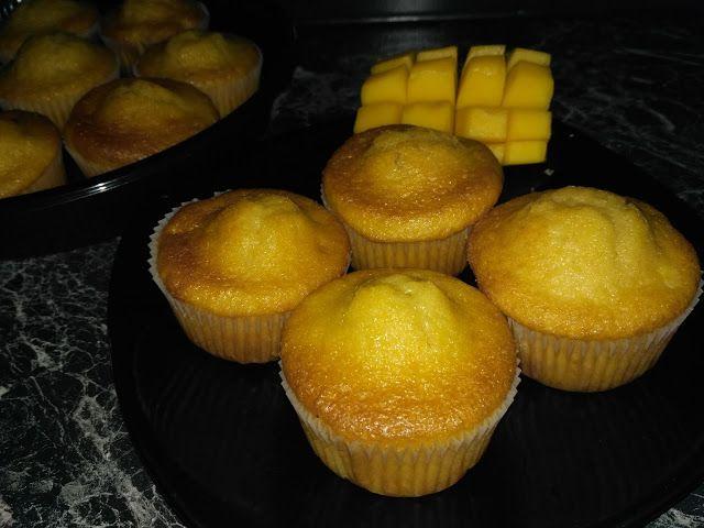 In cucina...pasticciando: Muffin al mango