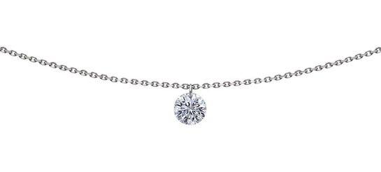 Le pendentif diamant 360° de La Brune et La Blonde http://www.vogue.fr/joaillerie/le-bijou-du-jour/diaporama/le-pendentif-diamant-360-de-la-brune-et-la-blonde/17374#!2