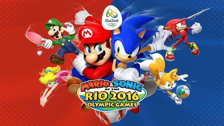 Mario & Sonic at the Rio 2016 Olympic Games Announced for Wii U and 3DS -  Surprise! SEGA is still making sequels to their best selling Sonic spin-off that likely nobody here cares about. Nintendo announced Mario & Sonic at the Rio 2016 Olympic Games for Wii U and 3DS on Nintendo Direct earlier today. The gameplay footage showed two new sports: Rugby sevens and... http://www.sonicretro.org/2015/05/mario-sonic-at-the-rio-2016-olympic-games-announced-for-wii-u-and-3ds/