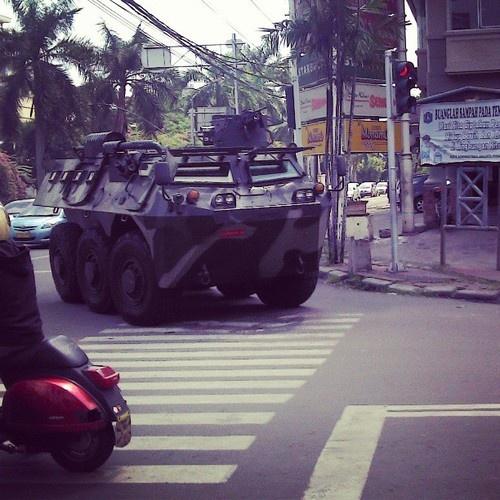 #mobilearmor #cideng #centraljakarta