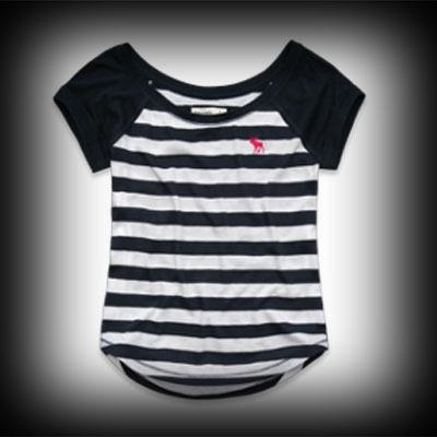 アバクロ レディース Tシャツ abercrombie maria tee Tシャツ-アバクロ 通販 ショップ-【I.T.SHOP】 #ITShop
