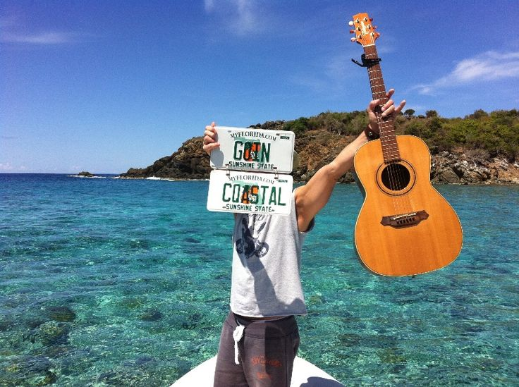 Goin' coastal - #kennychesney #bucketlist #florida #travel