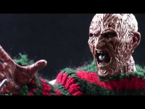 Electrified Porcupine - Toys, Collectibles, Action Figures, Music, WWE, and More!: NECA Retro Freddy Krueger Figures (from A Nightmar...