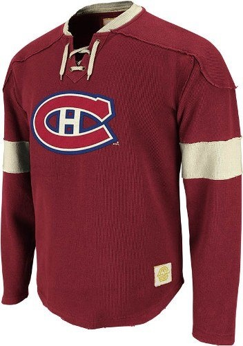 Vintage Montreal Canadiens Jersey - $64.98 - at the Sports Fan Playground - http://shop.sportsfanplayground.com/2665-3203999011-B005RFUGLG-Montreal_Canadiens_Reebok_Vintage_NHL_Retro_Sport_Jersey.html