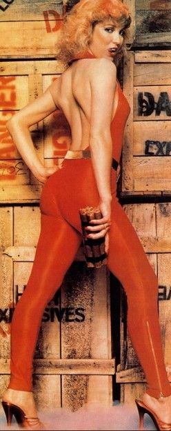 Tanya's inside pose from her TNT album from 1978.