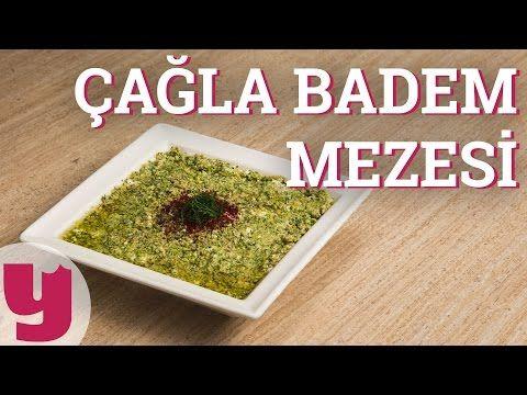 Çağla Badem Mezesi Tarifi (Çabuk Mevsimi Bitmeden!) | Yemek.com - YouTube