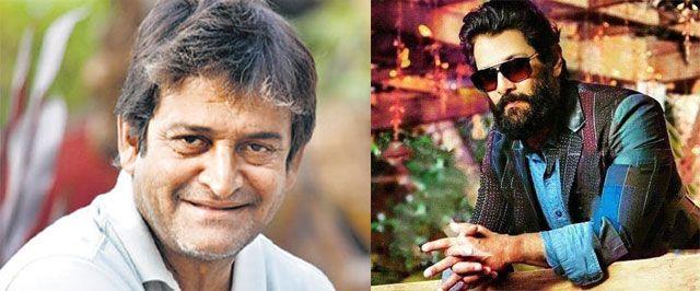 Mahesh Manjrekar is Vikram's villain