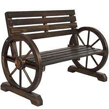 Cientos de articulos con descuento y envio gratis Best Choice Products Patio Garden Wooden Wagon Wheel… Ahorra con tus marcas preferidas