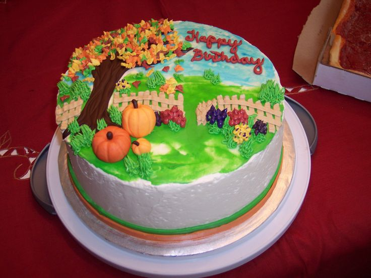 18 best Fall images on Pinterest Birthdays Biscuit and Cakes
