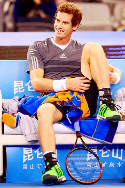 Andy Murray @JugamosTenis