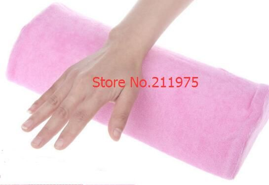 Soft Cotton Cloth Nail Art Hand Holder Cushion Pillow Nail Arm For Manicure Tools Practical Nail Equipment