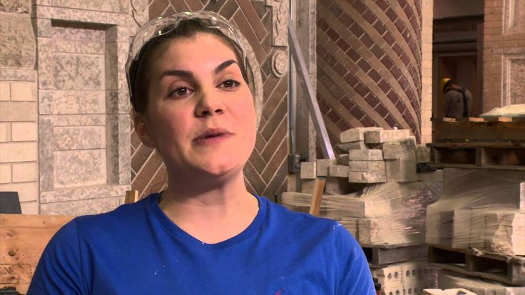 ToTT - Nina Widmer - Bricklaying