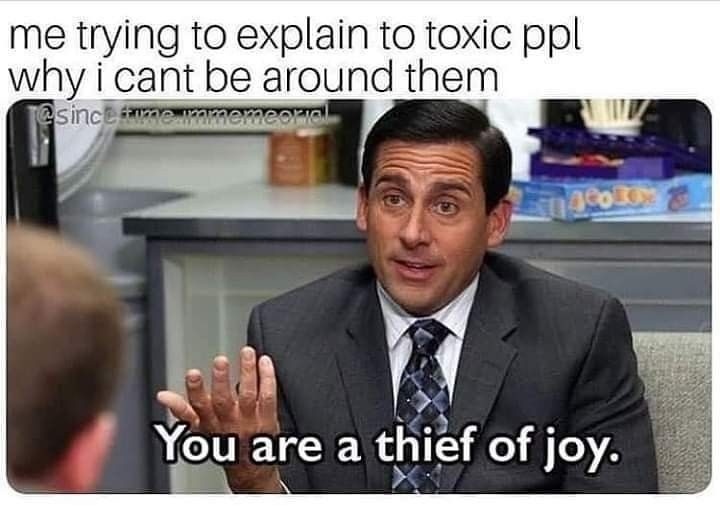 Toxic People Funny Spiritual Memes Crazy Funny Memes Humor
