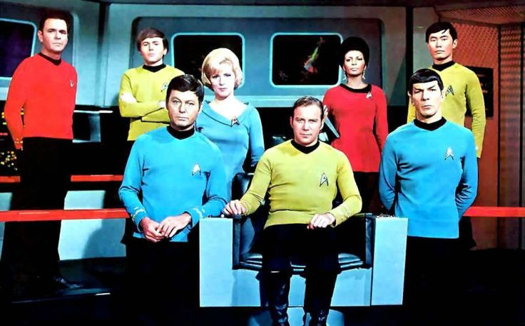 Holy Crap, They Are Officially Making a New Star Trek TV Series