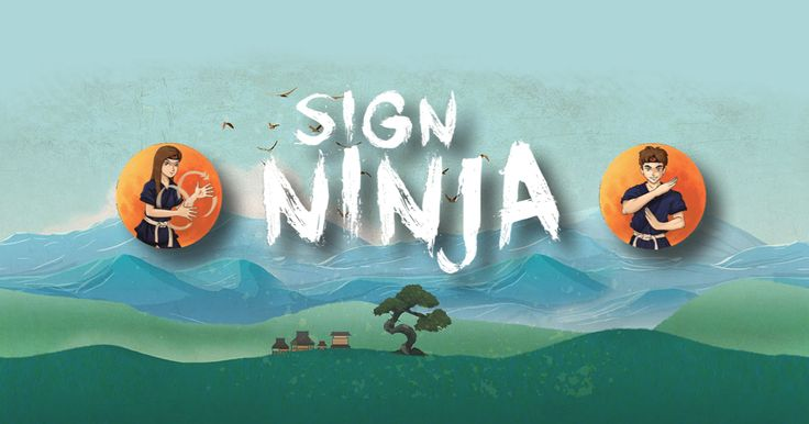 Learn NZSL (New Zealand Sign Language) - become a Sign Ninja