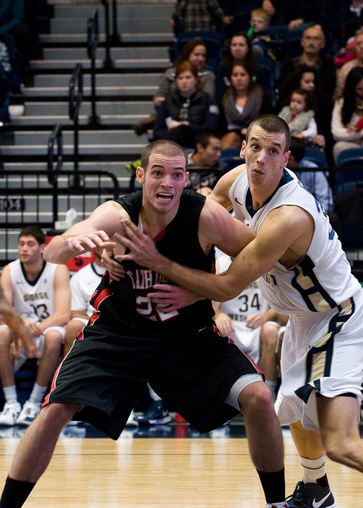 Senior basketball player Chris Kearney tells The Catholic University of America Magazine what it's like to play against Division I schools and what he loves about Division III athletics