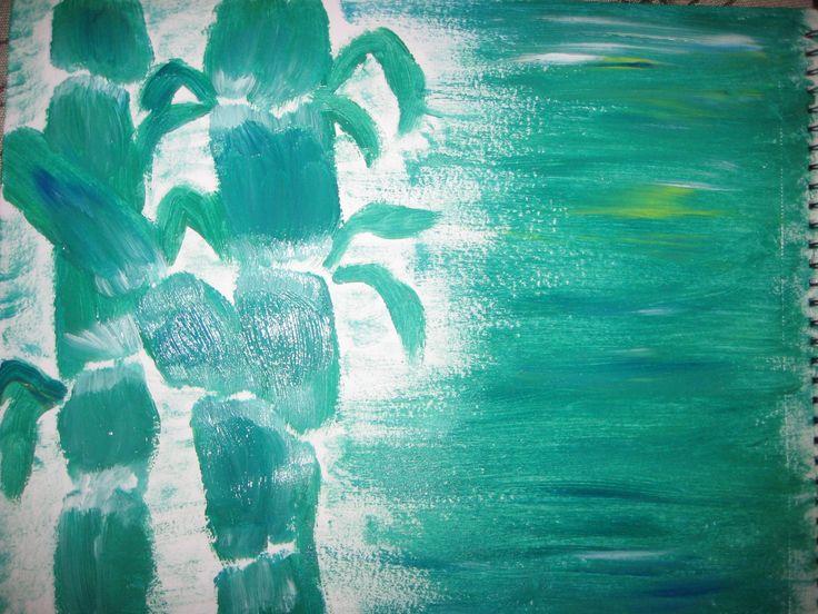 schildrij bamboo