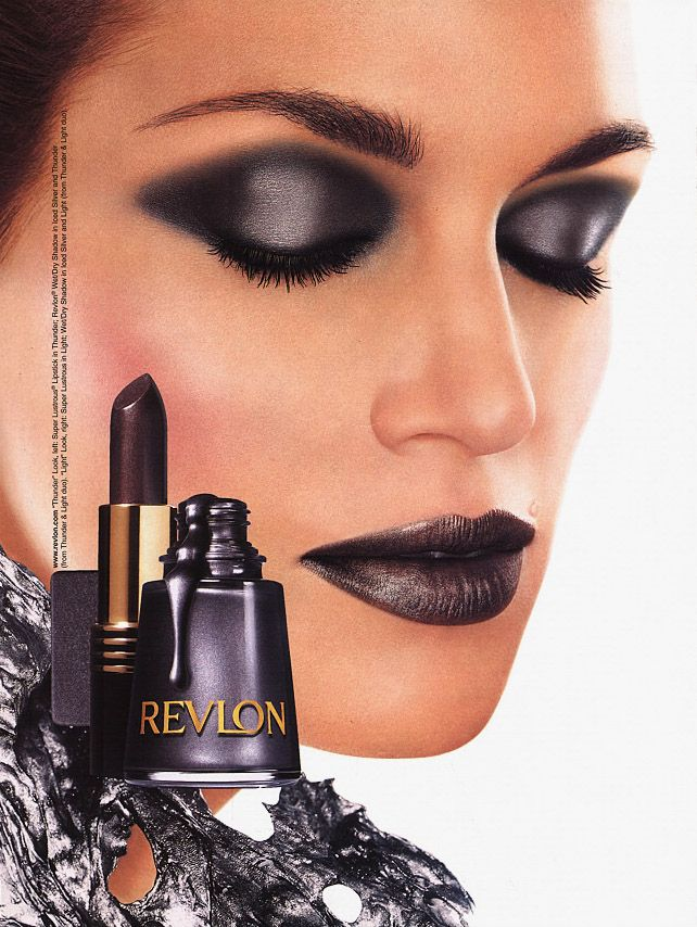 292 best ads revlon images on pinterest revlon vintage ads and cindy crawford for revlon ccuart Image collections
