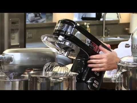 ▶ Equipment Review: Best Stand Mixers - YouTube