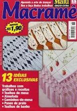 макраме - журнал. идеи для дома