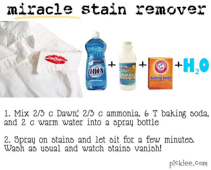 10 DIY Cleaners; miracle stain remover, oven cleaner, shower, glass, dishwasher, carpet stain, and more!