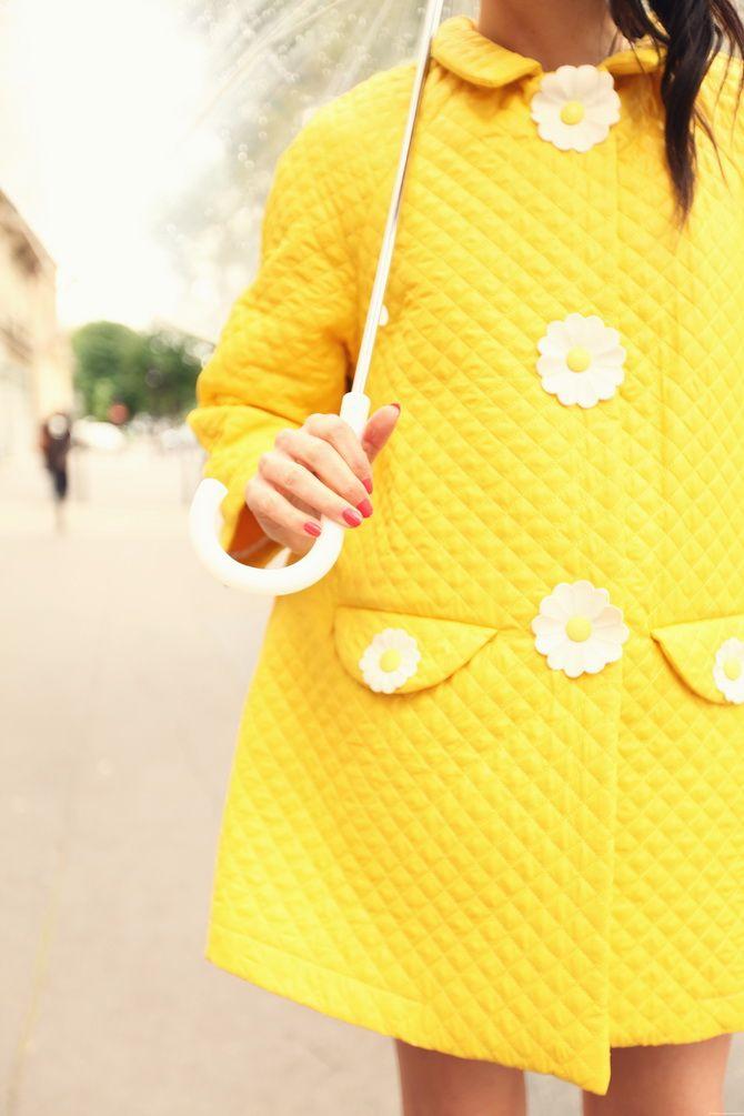 Vivetta Pippo Coat - The Cherry Blossom Girl