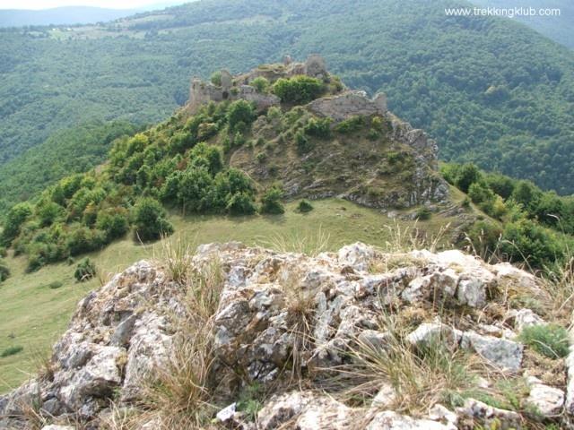 Liteni fortress - #Gilau_mountains