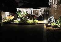 Scott Anderson Design has best ideas and concept that can improve your property value or surely enhance their beauty by installing these beautiful landscape lighting.