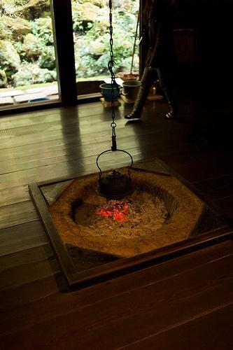 Irori 囲炉裏 ·«ǂ»·