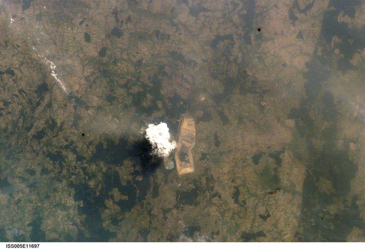Zdjęcie numer 7 w galerii - Polska z kosmosu. Oto najlepsze zdjęcia NASA