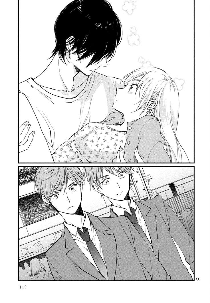 Inuwashi Momo wa Yuruganai - vol 1 ch 2 Page 36 | Batoto!