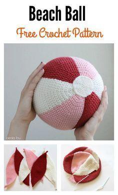 Amigurumi Ball Free Crochet Pattern