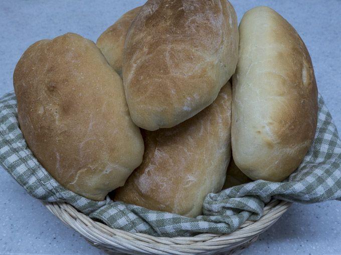 Fresh Baked Hoagie Rolls