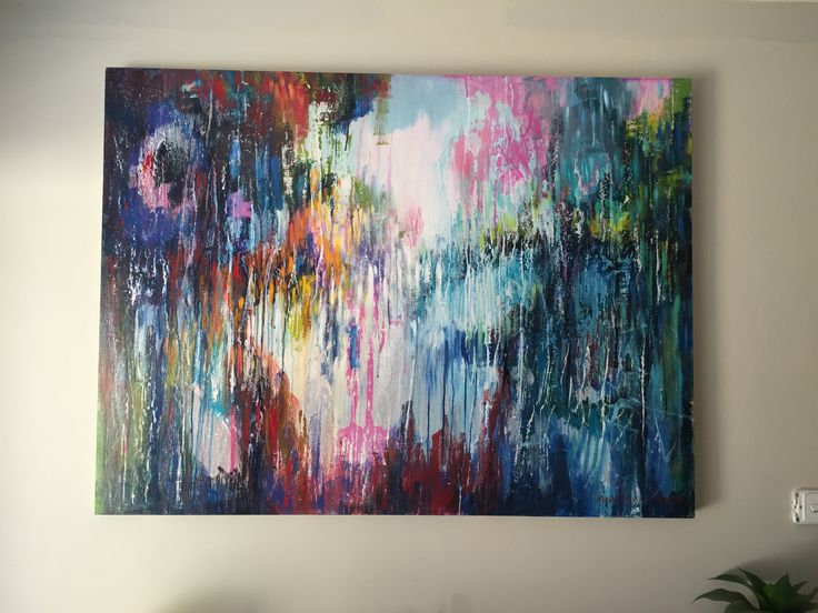 Les Miles art painting